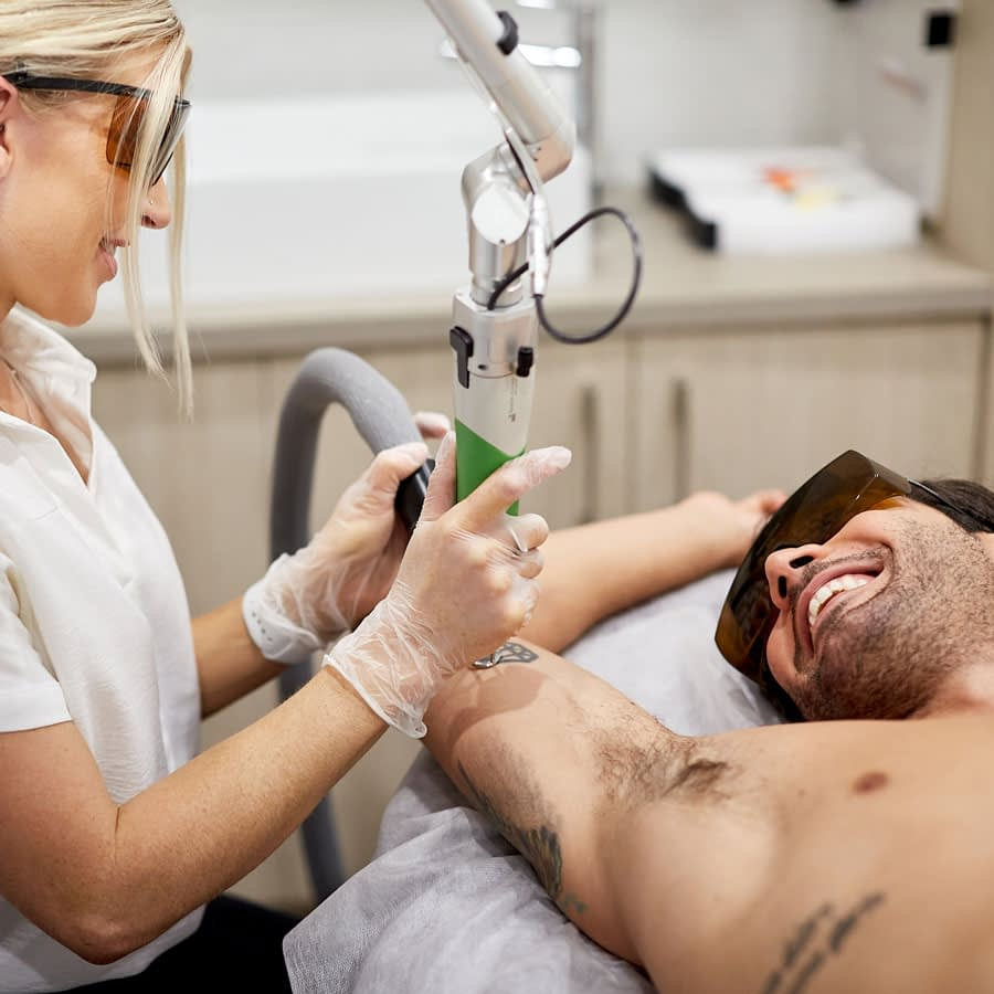 Tattoo Removal Services questions and answers